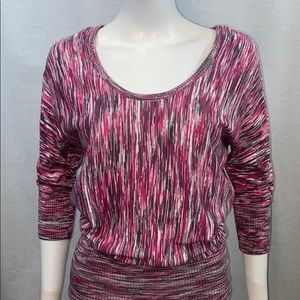 Guess knit dolaman top, new with tags